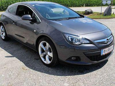 gebraucht Opel Astra GTC Sport, Pickerl neu, Eingebautes Navi uvm. Sportwagen / Coupé