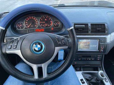 gebraucht BMW 316 Compact 3er-Reihe ti E46 Sportwagen / Coupé