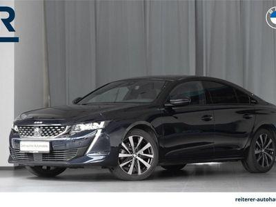 gebraucht Peugeot 508 1,5 BlueHDi 130 S&S GT Line Limousine