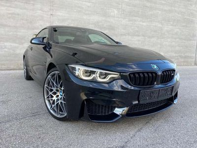 gebraucht BMW M4 Competition LCI DKG all in Black