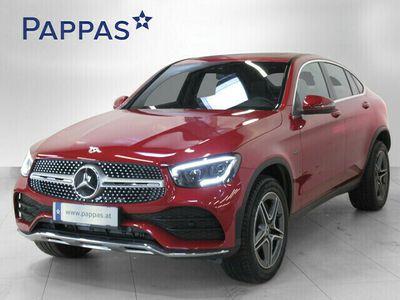gebraucht Mercedes GLC300 de PHEV Coupé 4MATIC Aut. AMG Line, Schiebedach