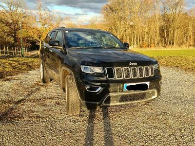 gebraucht Jeep Grand Cherokee 3,0 V6 Multijet II Limited