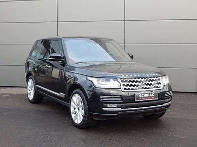 gebraucht Land Rover Range Rover 5,0 S/C V8 Autobiography SUV / Geländewagen,