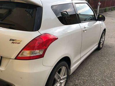 gebraucht Suzuki Swift Sport Sportwagen / Coupé