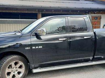 gebraucht Dodge Ram Qaud Cab LARMARIE