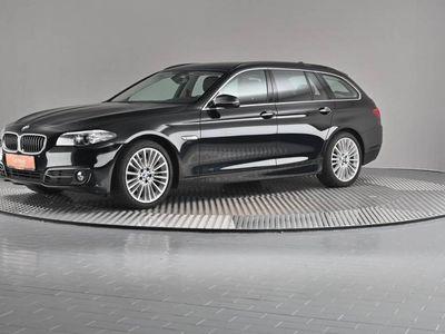 gebraucht BMW 518 5 Serie D Touring Luxury Line Aut.