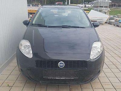 used Fiat Grande Punto 1.3 Diesel Klein-/ Kompaktwagen,