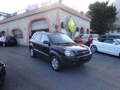 gebraucht Hyundai Tucson 2,0 Spirit CRDi VGT 4WD DPF SUV / Geländewagen