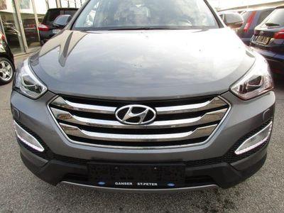 used Hyundai Santa Fe 2,2 CRDi 4WD Style Aut.