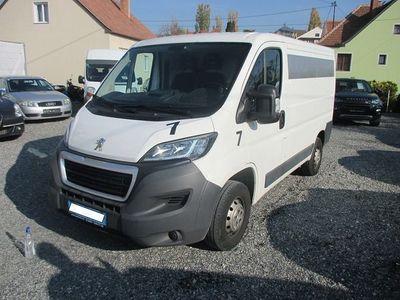 gebraucht Peugeot Boxer KAWA 3300 L1H1 130 HDI Klima, Mwst.