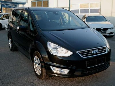 gebraucht Ford Galaxy Business Plus 2,0 TDCi NAVI ! ALURÄDER ! Kombi / Family Van,