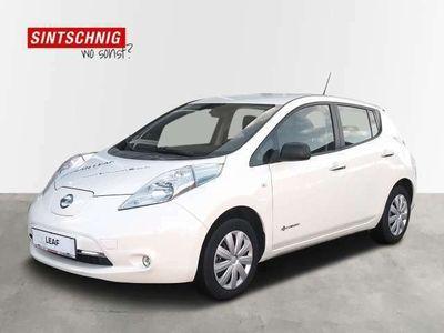 gebraucht Nissan Leaf LeafVisia 30kw Ladekabel DE/AT QC