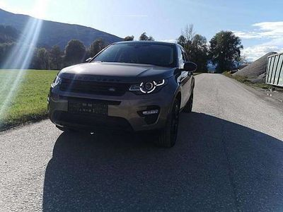 gebraucht Land Rover Discovery Sport 2,2 TD4 4WD HSE Aut.