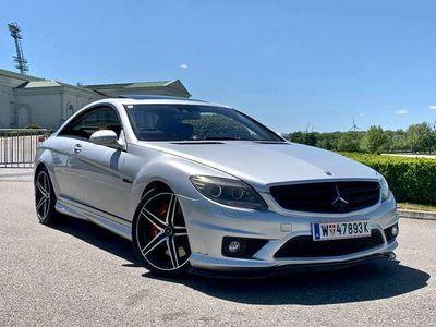 gebraucht Mercedes CL63 AMG AMG *6.2L V8 Sauger*Blickfang*Mega-Ausstattung*
