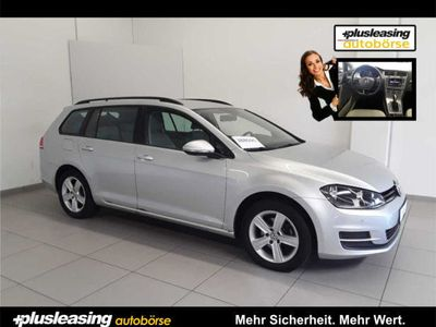 gebraucht VW Golf Variant 2,0 TDI DSG