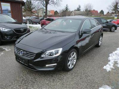 brugt Volvo S60 D3 Momentum Geartronic
