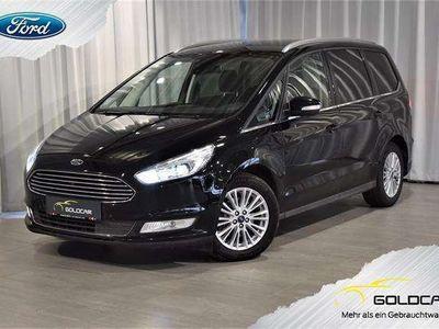 gebraucht Ford Galaxy 2,0 EcoBlue SCR Titanium