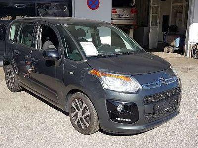 gebraucht Citroën C3 Picasso VTi 95 Seduction Kombi / Family Van
