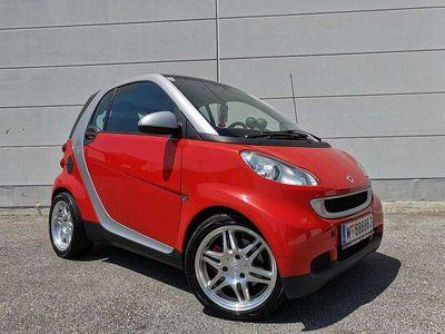 gebraucht Smart ForTwo Coupé city-coupé/city-cabriopassion softouch cdi