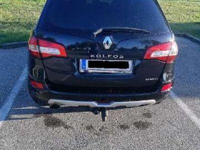 gebraucht Renault Koleos 2,0 dCi 4x4 Privilège beige DPF