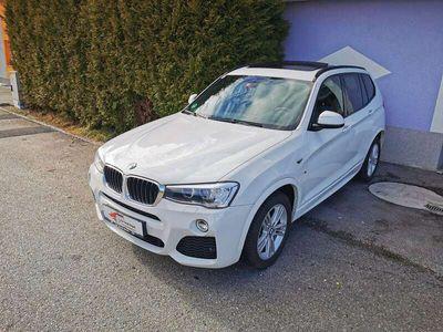 gebraucht BMW X3 xDrive 20d Aut.