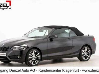 gebraucht BMW 220 220 i Cabrio F23 B48