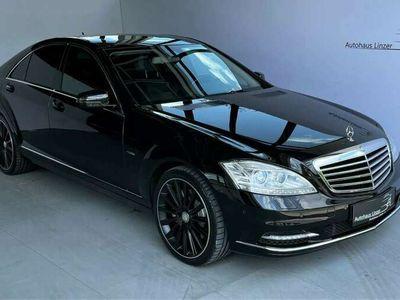 gebraucht Mercedes S350 CDI BlueTec 4-Matic *Leder*Schiebedach*