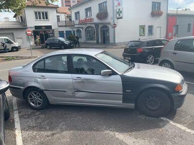 gebraucht BMW 320 3er-Reihe Diesel (E46) Österreich-Paket Aut.