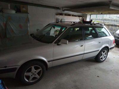 gebraucht Audi 80 V6 Automatik Frontler Kombi / Family Van