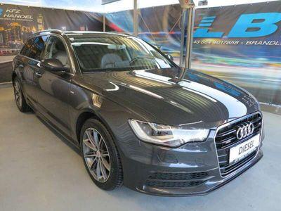 gebraucht Audi A6 3.0 TDI quattro Avant Exterieur-Paket S line
