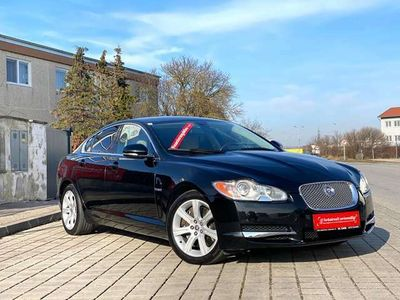 gebraucht Jaguar XF 3,0 Diesel Luxury * Voll * 125 Tkm *
