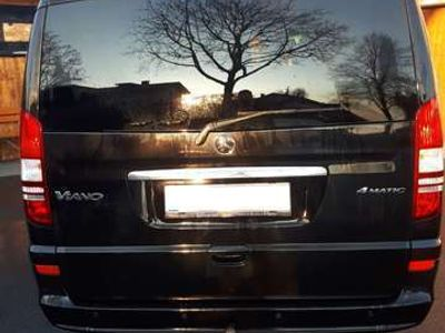 gebraucht Mercedes Viano Ambiente lang 2,2 CDI 4MATIC Aut.
