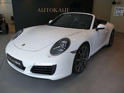 brugt Porsche 911 Carrera Cabriolet PDK