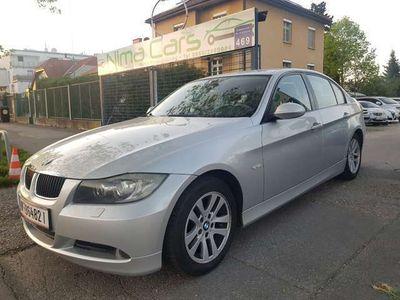 gebraucht BMW 320 3er-Reihe d Österreich-Paket Aut. Limousine