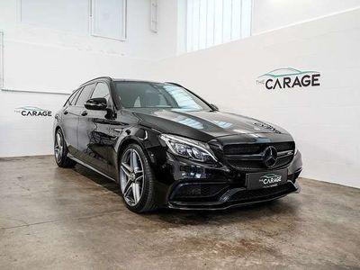 gebraucht Mercedes C63 AMG AMG T Aut. Kombi (S205)
