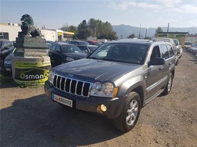 gebraucht Jeep Grand Cherokee 3,0 Limited CRD