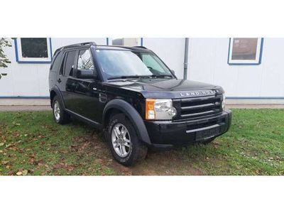 gebraucht Land Rover Discovery 3 2,7 TdV6 S Aut. DPF