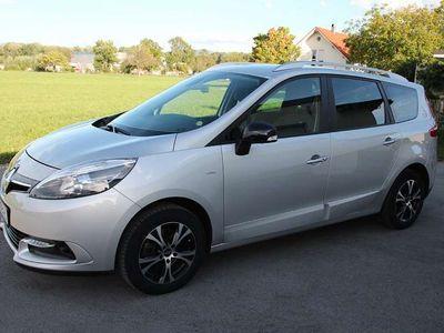 gebraucht Renault Grand Scénic Energy dCI 110 Start & Stop Limited III Kombi / Family Van
