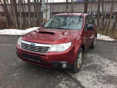 gebraucht Subaru Forester 2,0D