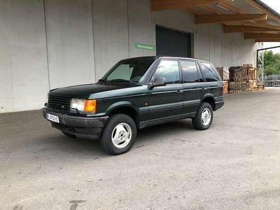 used Land Rover Range Rover 2.5 DSE ideales Jagdfahrzeug SUV / Geländewagen,