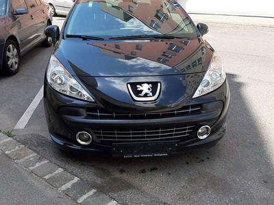 gebraucht Peugeot 207 CC 1.6 benzin Cabrio / Roadster