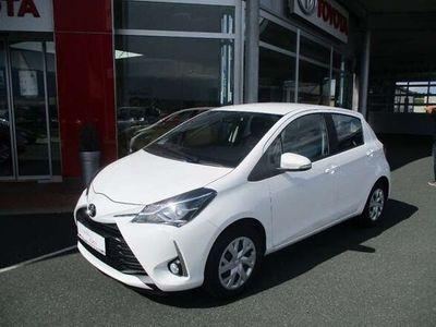 gebraucht Toyota Yaris 1,5 5-TG. ACTIVE