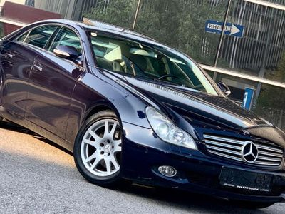 gebraucht Mercedes CLS350 CLS-KlasseAut. Sportwagen / Coupé,