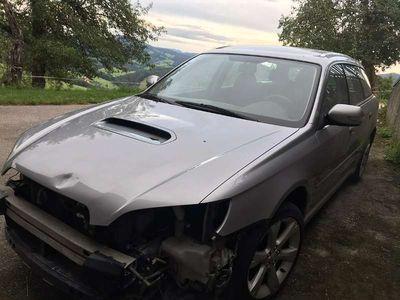 gebraucht Subaru Legacy 2.0 Boxer Diesel Kombi / Family Van