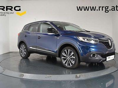 gebraucht Renault Kadjar Bose Blue dCi 115