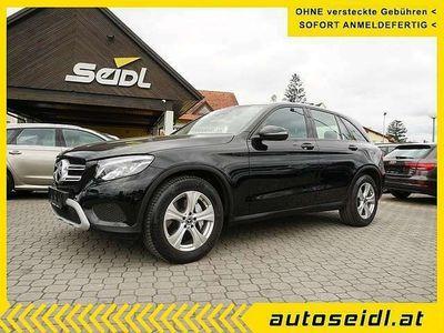 gebraucht Mercedes GLC220 d 4MATIC Aut. *AHV+LED+NAVI*
