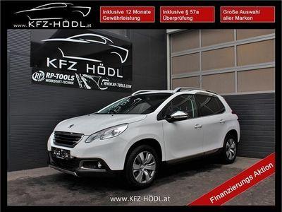 gebraucht Peugeot 2008 1,2 VTi Allure