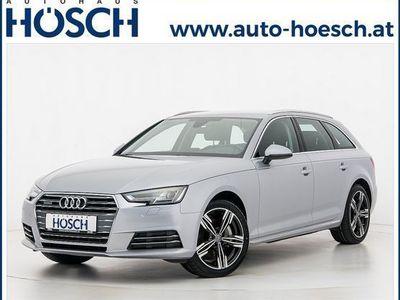 gebraucht Audi A4 Avant TDI quattro Sport Aut. LP:60.314.-/mtl.146.-*