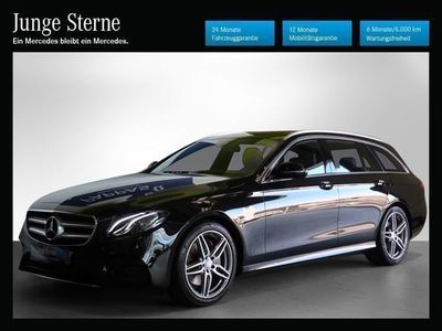 gebraucht Mercedes E220 E-KlasseT Aut. Kombi / Family Van,