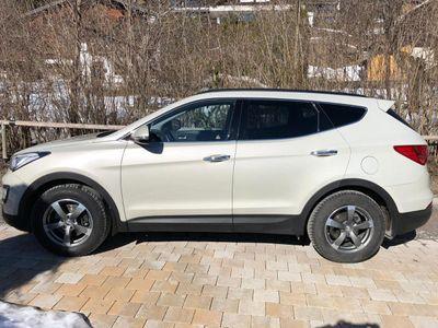 used Hyundai Santa Fe 2,2 CRDi 4WD Premium Aut. org. 47000 km